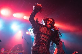 Demons And Wizards + Lizzy Borden + Tyr @ The Commodore Ballroom - August 21st 2019