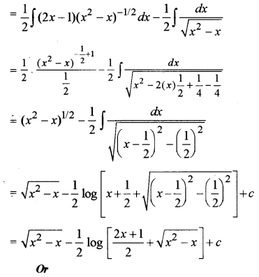 ISC Class 12 Maths Previous Year Question Papers Solved 2018 Q13.2
