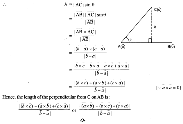ISC Class 12 Maths Previous Year Question Papers Solved 2018 Q16