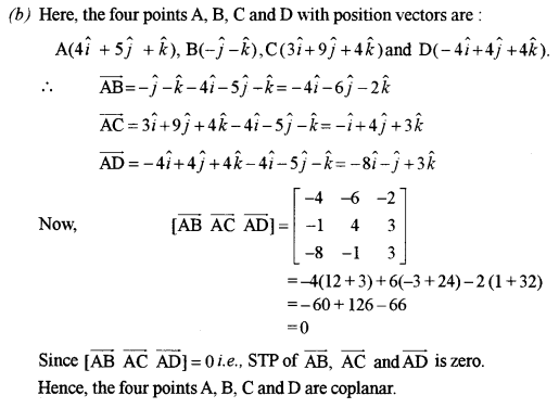 ISC Class 12 Maths Previous Year Question Papers Solved 2018 Q16.1