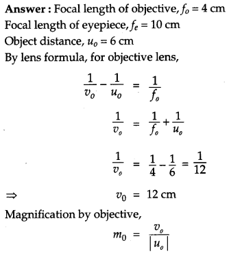 CBSE Previous Year Question Papers Class 12 Physics 2011 Outside Delhi 22