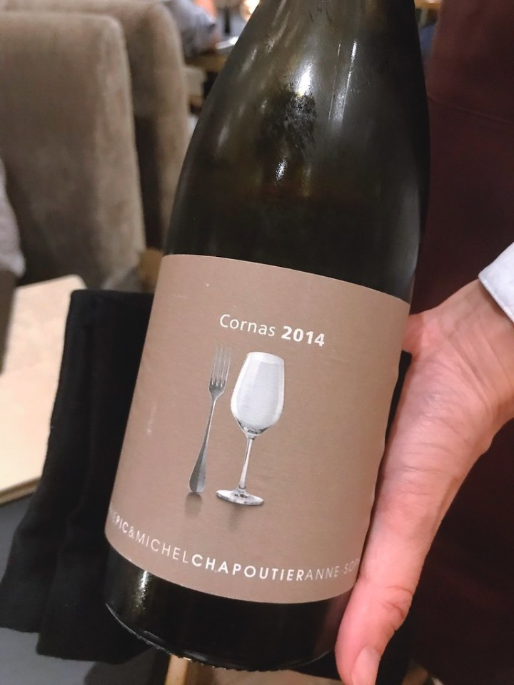 Syrah, Carnas, Anne-Sophie Pic & Michel Chapoutier 2014
