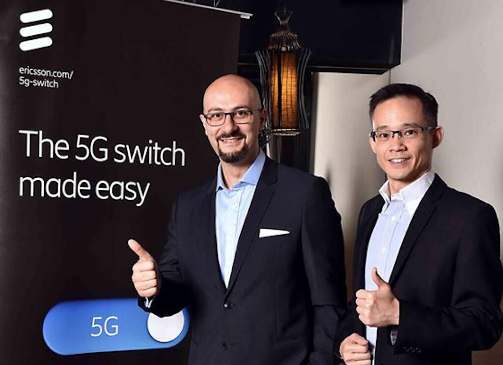 愛立信完成所有頻段5G晶片測試  全球部署16個5G商業網路  預計2019年底5G人口突破千萬大關