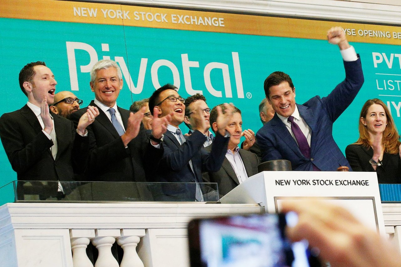 VMWare 27億美元買下Pivotal、21億買Carbon Black