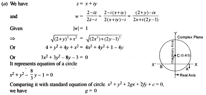 ISC Class 12 Maths Previous Year Question Papers Solved 2015 Q9