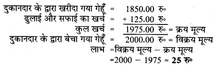 UP Board Solutions for Class 5 Maths गिनतारा Chapter 10 लाभ - हानि 2