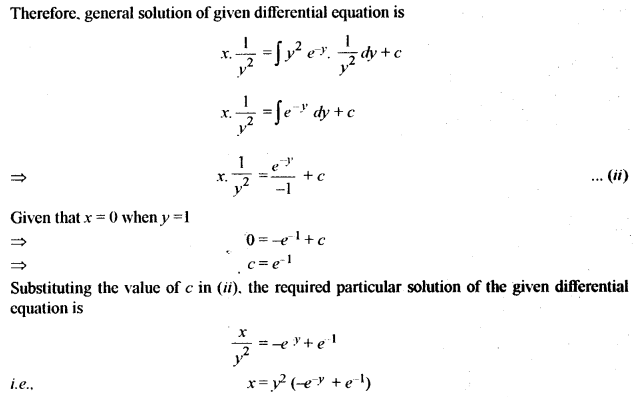 ISC Class 12 Maths Previous Year Question Papers Solved 2013 Q9.3