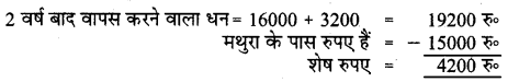 UP Board Solutions for Class 5 Maths गिनतारा Chapter 12 साधारण ब्याज 4