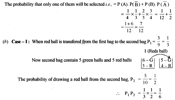 ISC Class 12 Maths Previous Year Question Papers Solved 2010 Q8.1