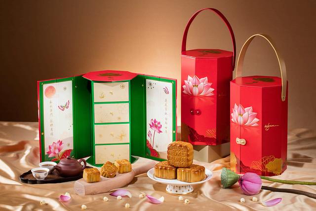 永利月餅禮盒 Wynn mooncake gift boxes