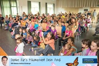 ÖVP Familiensommer 2019 -  Willi und Miri