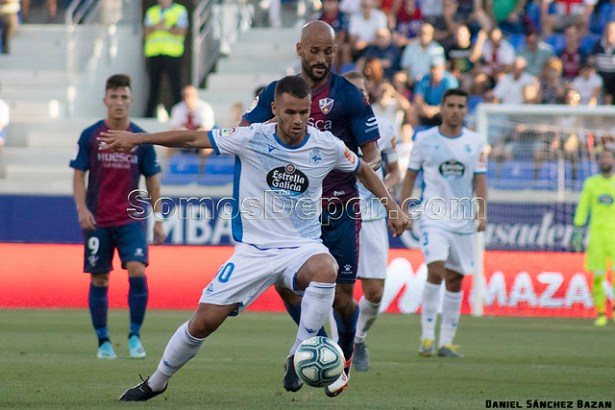 Huesca 3 - RC Deportivo 1
