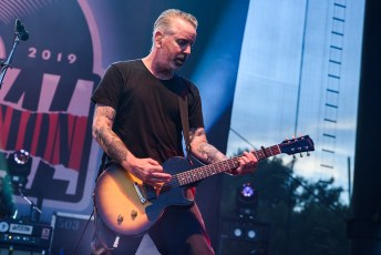 Social Distortion @ Red Hat Amphitheater in Raleigh NC on August 18th 2019