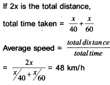 HSSlive Plus One Physics Chapter Wise Questions and Answers Chapter 3 Motion in a Straight Line 9