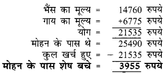 UP Board Solutions for Class 4 Maths गिनतारा Chapter 4 घटाना 18
