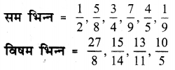 UP Board Solutions for Class 4 Maths गिनतारा Chapter 11 भिन्न 20