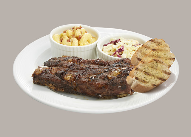 Buy 1 Take 1 Quarter Classic-Pork-Ribs with any 1 soup