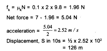 HSSlive Plus One Physics Chapter Wise Questions and Answers Chapter 6 Work, Energy and Power 24