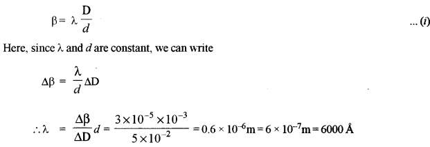 ISC Class 12 Physics Previous Year Question Papers Solved 2014 187