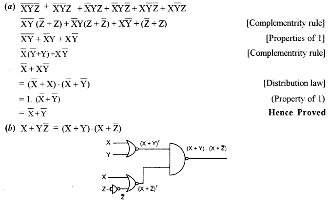 ISC Class 12 Computer Science Previous Year Question Papers Solved 2012 Q6.1