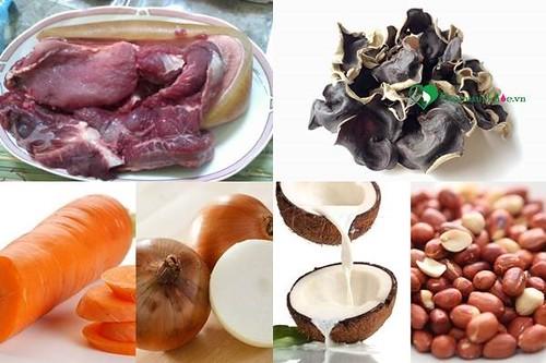 Cách làm món thịt lợn rừng xào lăn nước cốt dừa thơm ngon giòn dai