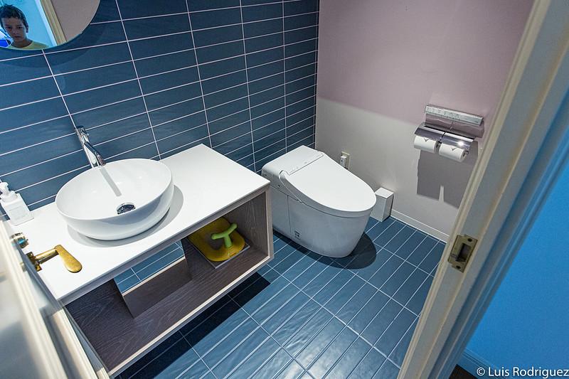Toilette Résonner Atami