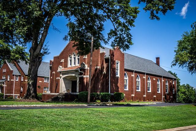 Paramount Park Baptist Church