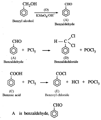 ISC Chemistry Question Paper 2016 Solved for Class 12 Q10.1