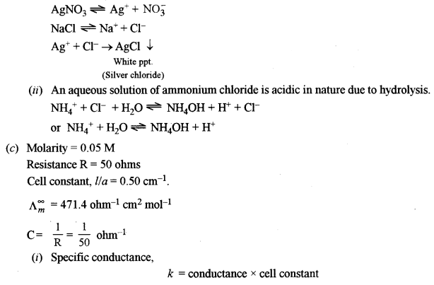 ISC Chemistry Question Paper 2016 Solved for Class 12 Q4.4
