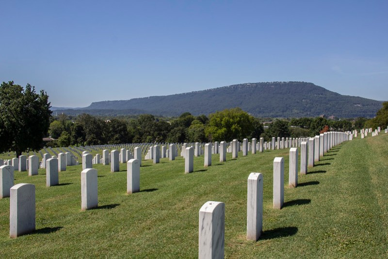 Chattanooga National Cemetery14