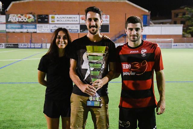 EFAC Almacelles - Borges Blanques (FInal Copa Lleida)