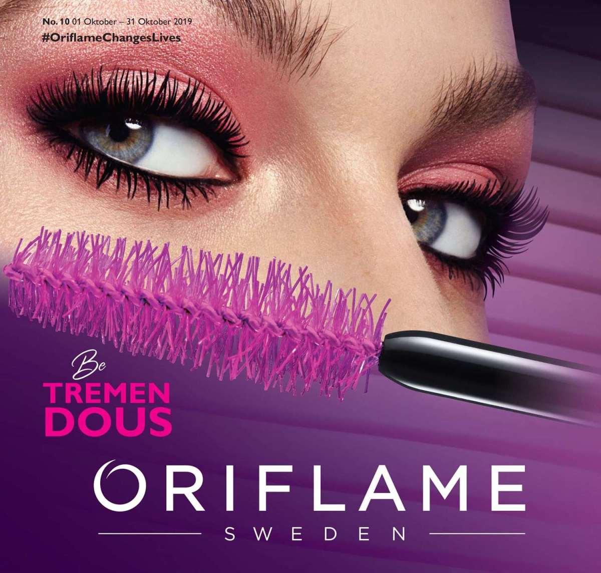 Katalog Oriflame Oktober 2019