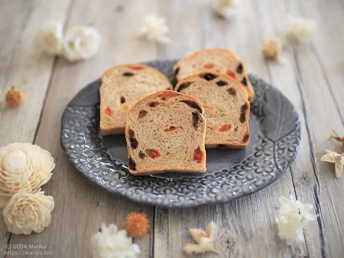 プチトマト酵母のレーズンパン 20190901-IMG_4275 (2)