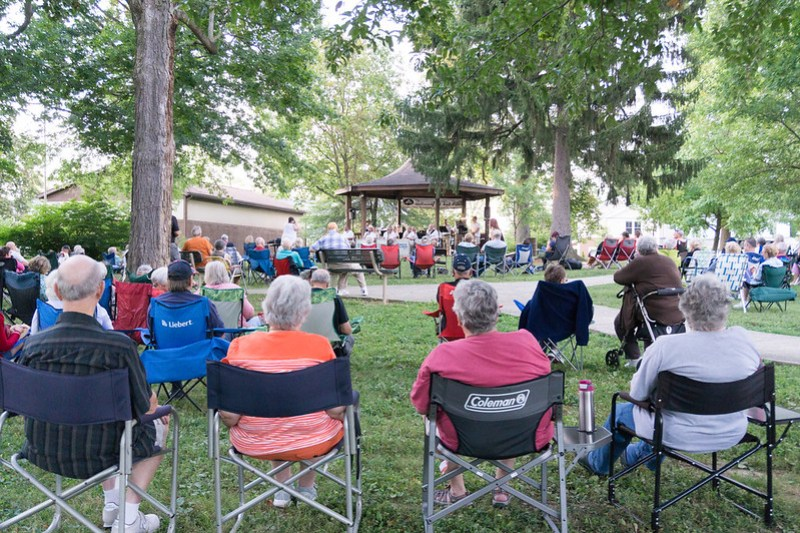 Harmony in the Park - Delaware County, Ohio, Aug. 25, 2019