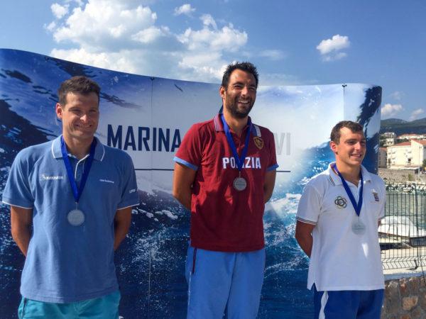 UltraMarathon Swim Series 2019 #5: Stochino, Ghettini e Franco sul podio in Croazia