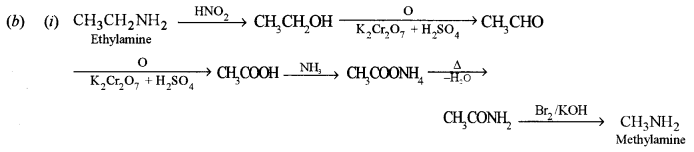 ISC Chemistry Question Paper 2015 Solved for Class 12 Q10