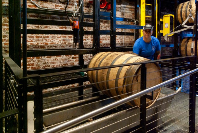 Old Forester Distillery Tour