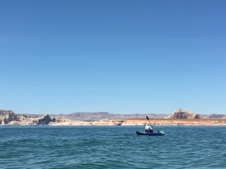 Lake Powell Kayak