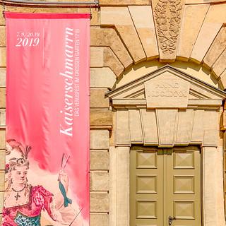 Kaiserschmarrn im Palais