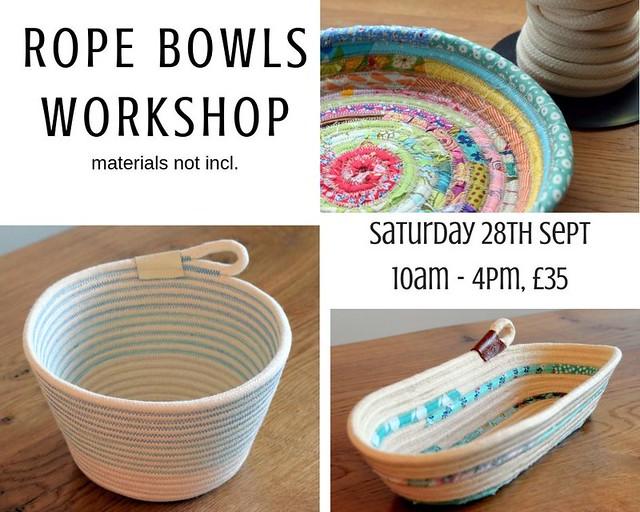 Rope Bowls Workshop Sept19