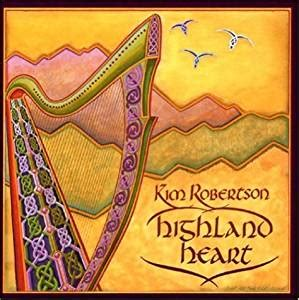Highland Heart by Kim Robertson