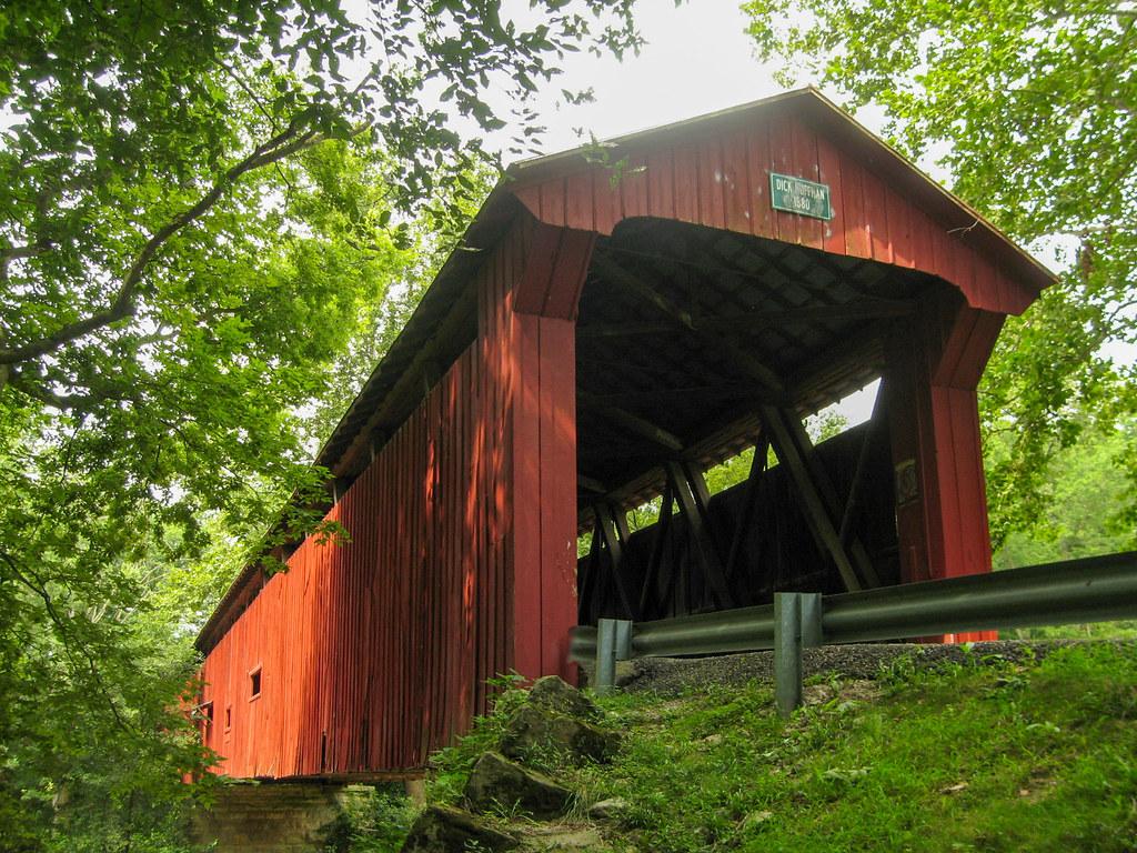 Dick Huffman Covered Bridge