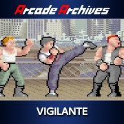 Thumbnail of Arcade Archives VIGILANTE on PS4