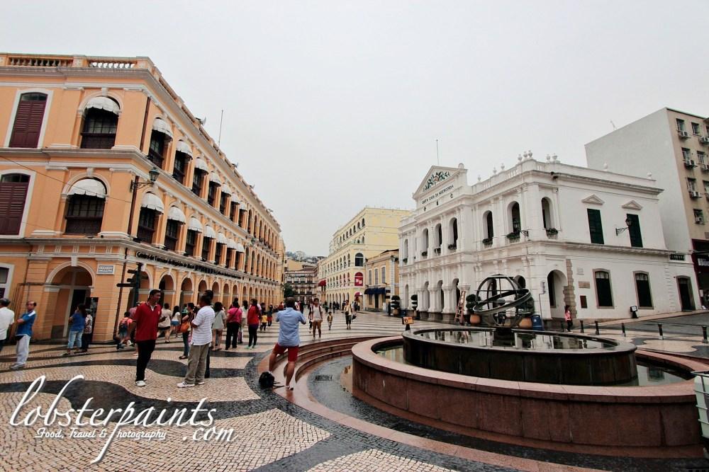 Senado Square | Macau, China