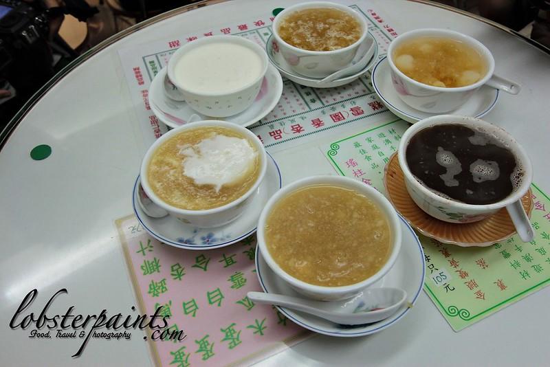 Supper @ Loja de Doces Hang Heung Un 杏香园 | Macau, China