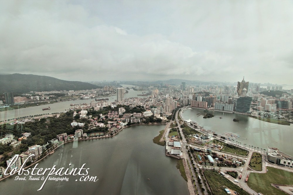View from Macau Tower | Macau, China
