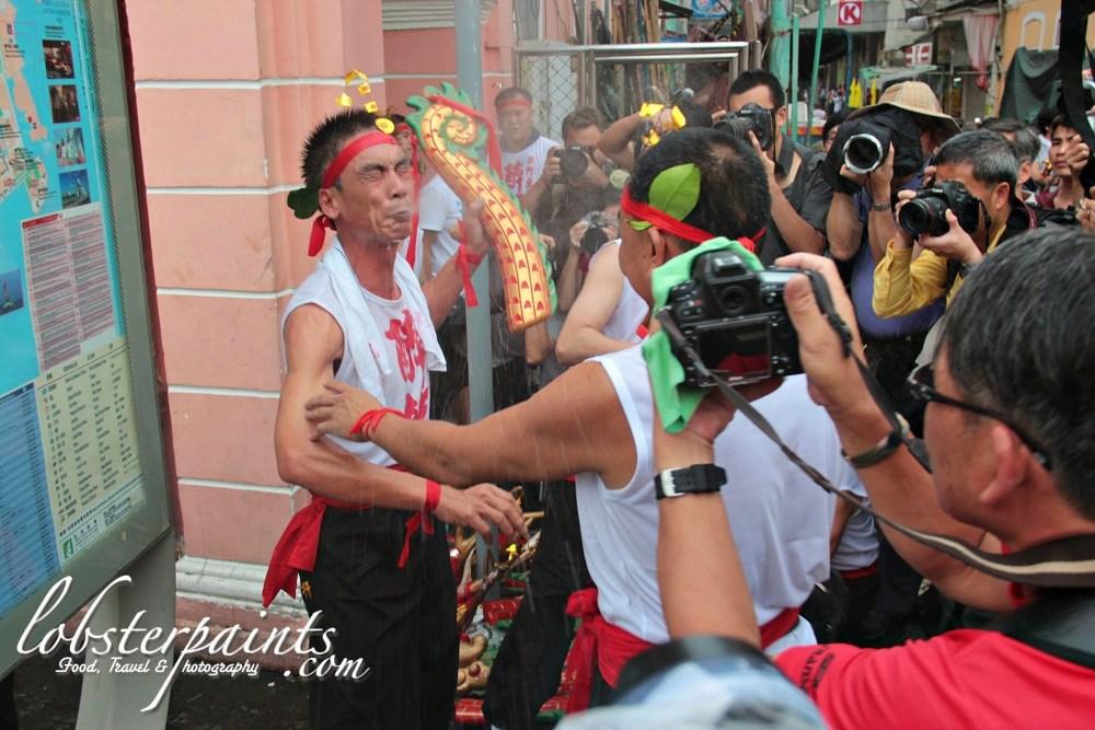 Feast of the Drunken Dragon   Macau, China