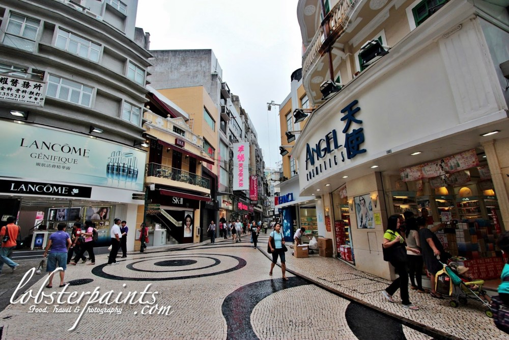 Streets & Alleyways @ Senado Square | Macau, China