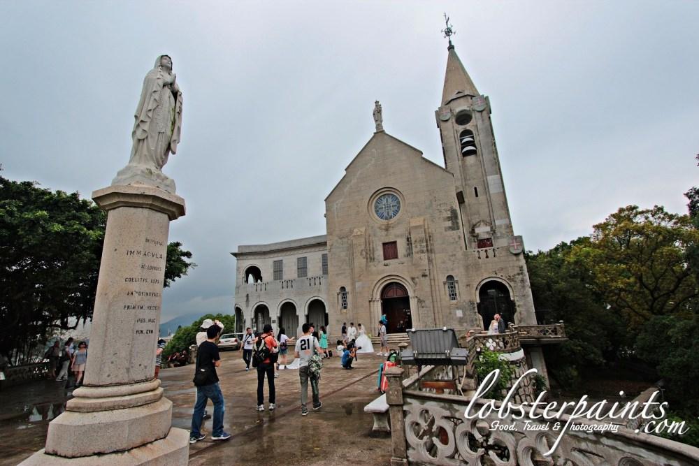 Penha Church   Macau, China