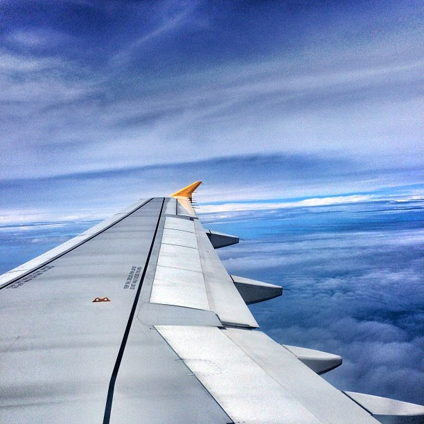 Flying with Tiger Airways